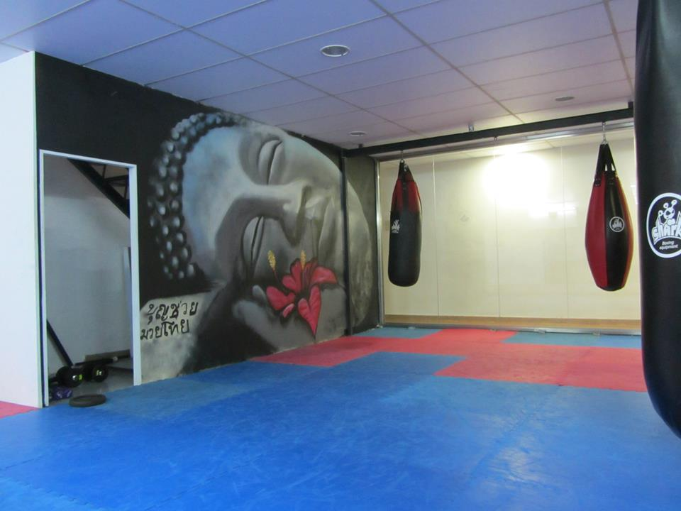 boonchuay gym 2